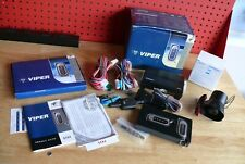 New listing Viper 5701 Led 2-Way Security & Remote Start System Dei Both Remotes Dream