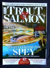 Trout and Salmon, December  2016 The Voice of Game Fishing Since 1955
