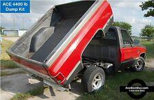 4400 lbs Pickup Dump Bed Hoist Kit. Turn into dump truck. 2.2Ton Easy Install