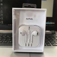 New OEM Apple iPhone 5 5S 6 6S EarPods Earphones W/Remote & Mic