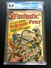 Fantastic Four #28, CGC 8 (VF), Early X-men Appearance/Crossover!!
