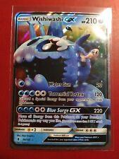 Wishiwashi GX 38/145 Guardians Rising - Near Mint Ultra Rare Pokemon Card