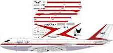 Prototype rollout version first Boeing 747-100 decals for Revell 1/144 kit
