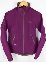 Bergans Of Norway 5981 Stamsund Lady Women Soft Shell Jacket Outdoor size S UK10