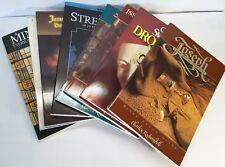 Lot of 8 Books Charles R. Swindoll Bible Study Book Church Preacher