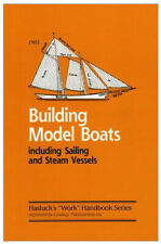 Building Model Boats inc Sail & Steam (1907) by Hasluck (Lindsay how to book)