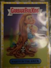 Garbage Pail Kids As American As Apple Pie Yellow Parallel Party In The Jack