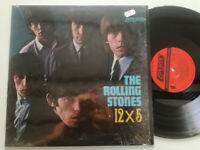 THE ROLLING STONES 12X5 USA RE-LP 1986 EX 100% VIRGIN VINYL MONO DIG REMASTERED
