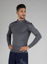 Under Armour ColdGear Mock LS Shirt Grigio F090 XL