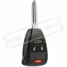 Replacement For 2008 2009 2010 2011 2012 2013 Dodge Avenger Key Fob Remote