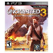 Uncharted 3 Drake's Deception Ps3 Factory