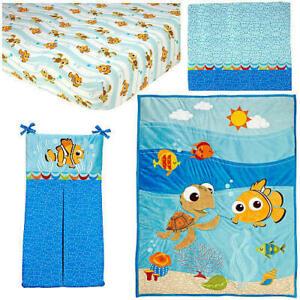 Finding Nemo 12 Piece Crib Bedding by Disney Baby