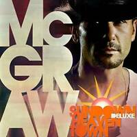 Sundown Heaven Town [Deluxe Edition] - Audio CD By Tim Mcgraw - VERY GOOD
