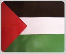 "Blanket Fleece Throw National Flag Palestine 50""x60"" NEW with protective sleeve"