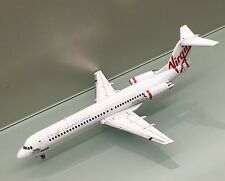 JC Wings 1/200 Virgin Australia Fokker 100 VH-FSQ die cast metal model