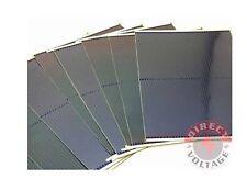 Uni-Solar Finished L-Strip 6.2 Watt AA Flexible Amorphous DIY Solar Cell
