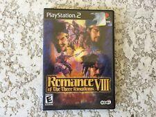 Romance of the Three Kingdoms VIII (Sony PlayStation 2, 2003)