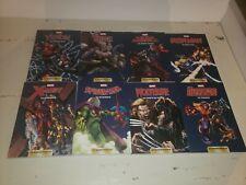 Comics Marvel Les grandes batailles 240 pages tomes 2,4,5,6,7,8,9,10
