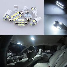 10PCS White SMD LED Lights Interior Package Kit for Dodge RAM 1500 2500 2001 PL