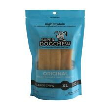 Super Himalayan Dog Chew,Natural Long Lasting Yak Treat,XL for Dogs 25-30KG-3 PC