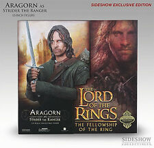 """The Lords of the Rings_Aragorn as Strider The Ranger 12 """" figure_Exclusive_Mib"""
