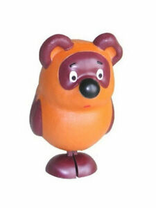 Walking interactive toy Winnie the Pooh ,Russia,new