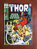 Thor #180 (1970) 6.5 FN Marvel Key Issue Bronze Age Comic Mephisto Loki App