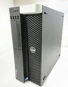 Dell Precision T3610 | Xeon E5-1620v2| FirePro V4900| 1TB HDD| 8GB RAM| Win8 Pro