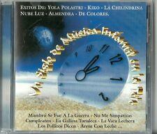 Un Siglo De Musica Infantil En La Tele  Latin Music CD New