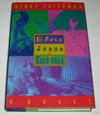 ELVIS, JESUS & COCA-COLA by Kinky Friedman - HB - 1993 Fiction Novel - Excellent