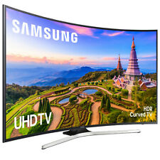 Televisores LED curvo videollamada 2160p