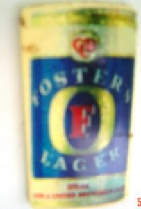 Fosters Fridge Magnet Small Size Shape of Can Sold as per Scan more Scans ask