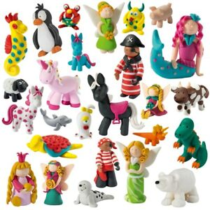 FIMO CLAY Kits Play Kids Creative Toys Games Hardening Create Art Crafts School