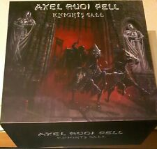Axel Rudi Pell Knights Call Box Fanbox CD Red Vinyl Keine Promo OVP NEU ARP Ltd.