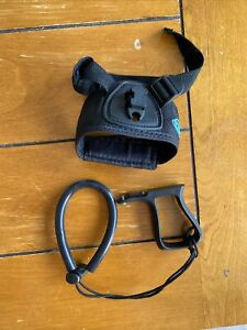 Hand Strap And Pistol Handle For Sola Scuba Dive Light Lamp Torch