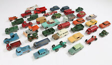 Vintage/Antique Job Lot Bundle of toy cars,  Matchbox, Dinky