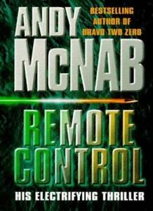 Remote Control By  Andy McNab. 9780593042366