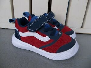 NWT VANS BOYS TODDLER ULTRARANGE RAPIDWELD SNEAKERS/SHOES.SIZE 5.BRAND NEW 2021.