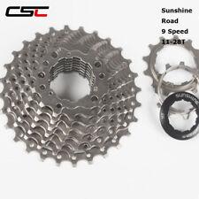 9 Speed Cassette 11-28T Freewheel Road Bike Parts SH1MAN0 Sora 3300 3500 R3000