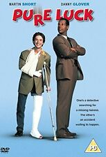 PURE LUCK Martin Short Danny Glover DVD in Inglese NEW .cp