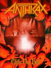 Anthrax : Chile On Hell CD (2014) ***NEW***