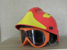Helmet fireman gallet f2 FEUERWEHRHELM HELM msa HEL FIREFIGHTER CASCO BOMBEROS