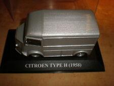 Altaya  1/43  Citroen Type H  1958            MIB (06-057)