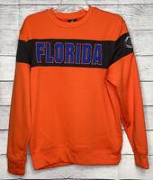 Colosseum Athletics Florida Gators Pullover Crewneck Sweater Mens Size Small