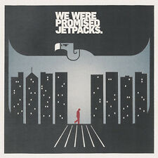 In The Pit Of The Stomach - We Were Promised Jetpacks (2011, CD NEUF)