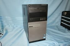 Dell Optiplex 7010 MT Quad Core i5-3470 Windows 10 Pro Desktop PC 1TB HD 8GB RAM