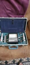Alnor Velometer 6006 Ap (6000 Series) Working with Complete set of Accessories