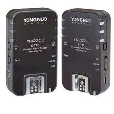 Yongnuo YN622CII YN622 YN622C TTL Wireless Flash Trigger 2 Transceivers fr Canon