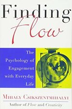 Finding Flow: The Psychology of Engagement with Everyday Life-Mihaly Csikszentmi