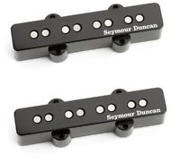 Seymour Duncan SJB-1b & SJB-1n Vintage Jazz Bass Set Black SJB 1 FREE WORLDWIDE